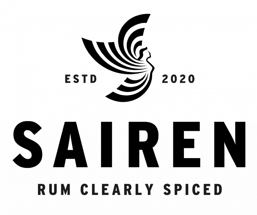Sairen Clearly Spiced Rum