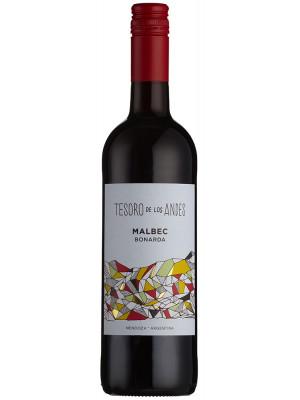 Tesoro de los Andes Malbec Bonarda 2018 75cl