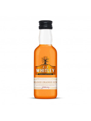 JJ Whitley Blood Orange Gin Miniature 5cl