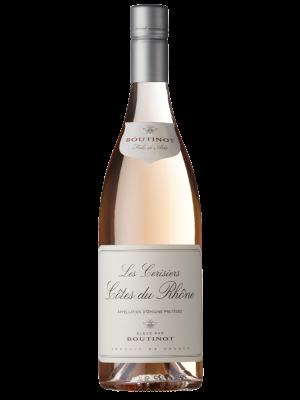 Boutinot 'Les Cerisiers', Côtes du Rhône Rosé 75cl