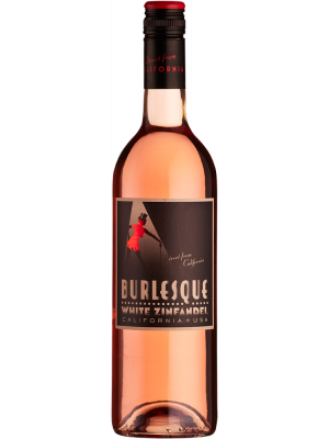 Burlesque White Zinfandel Rose 75cl