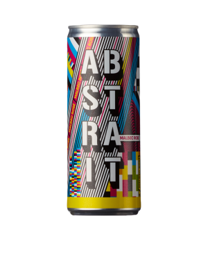Abstrait Rosé, Pays d'Oc (25cl can)