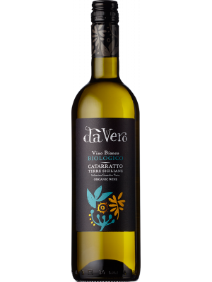 Da Vero Biologico Catarratto, IGT Terre Siciliane [Organic] 75cl