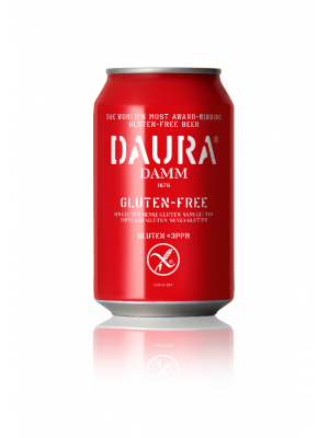 Damm Daura 24x330ml Cans