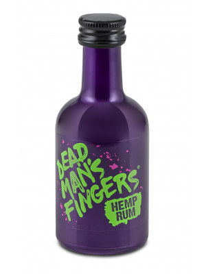 Dead Man's Fingers Hemp Rum Miniature 5cl