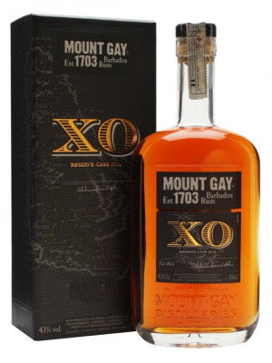 Mount Gay XO Rum (Extra Old) 70cl