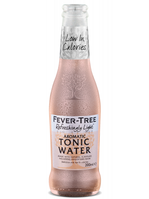 Fevertree Light Aromatic Tonic 24x200ml