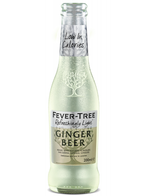 Fevertree Ginger Beer 24x200ml