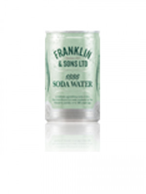 Franklin's 1886 Soda Cans 24x150ml