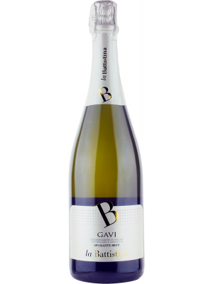 La Battistina Gavi Spumante Brut NV 75cl