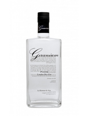 Geranium London Dry Gin 70cl