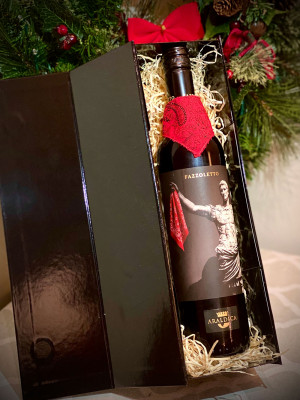 Gift Box - Fazzoletto Red Wine