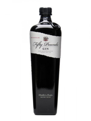 Fifty Pounds London Gin 70cl