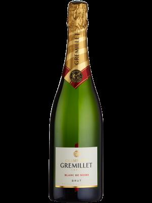 Champagne Gremillet Blanc de Noirs Brut NV 75cl