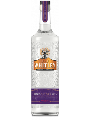 JJ Whitley London Dry Gin 70cl