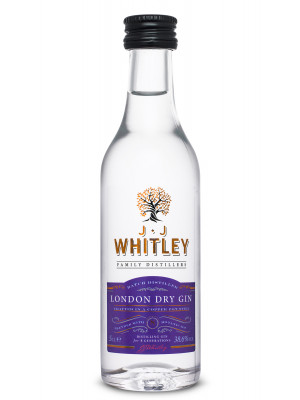 JJ Whitley London Dry Gin Miniature 5cl