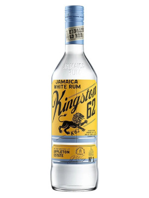 Kingston 62 White Rum 70cl