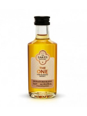 The Lakes Distillery - The One Fine Blended Whisky Miniature 5cl