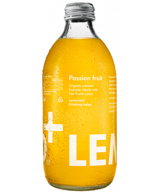 Lemon-Aid Passion Fruit 24 x 330ml