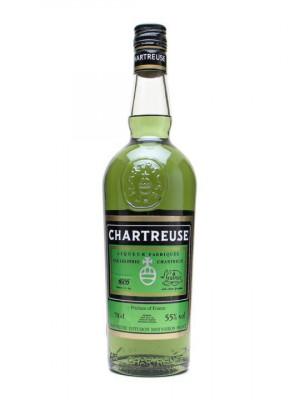 Chartreuse Green Liqueur 70cl