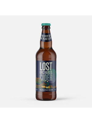 Lost Orchards - Dark Berries Cider 12 x 500ml