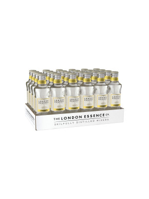 London Essence Indian Tonic Water 24 x 200ml bottles