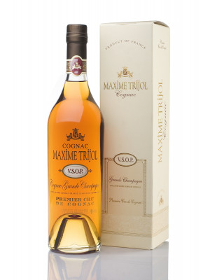 Maxime Trijol Grand Champagne VSOP 70cl