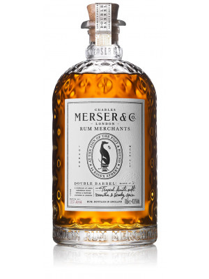 Charles Merser & Co Double Barrel Rum 70cl