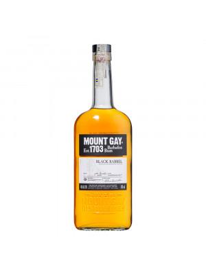 Mount Gay Black Barrel Rum 70cl