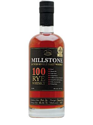 Millstone '100' Rye Whisky