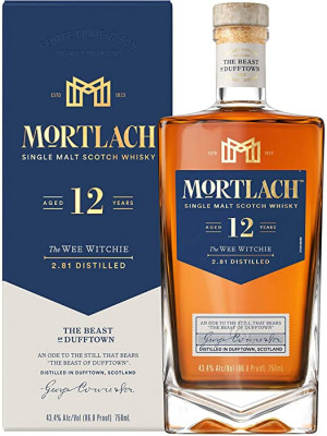 Mortlach 12 Year Old Single Malt 70cl