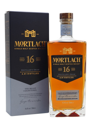 Mortlach 16 Year Old Single Malt 70cl