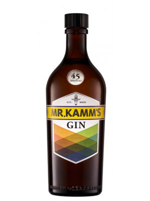 Mr Kamm's British Gin 70cl