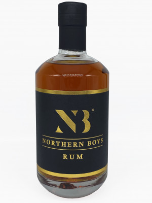 Northern Boys Rum 70cl