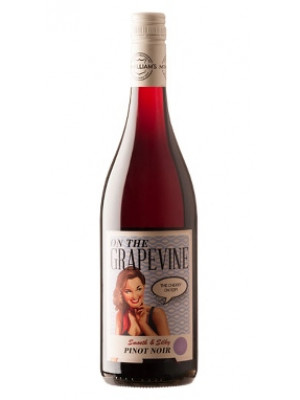 McWilliams, On The Grapevine Pinot Noir 75cl