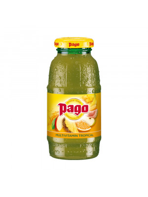 Pago Mulitvitamin Tropical 12x200ml