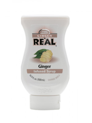 Re'al Ginger Syrup 50cl