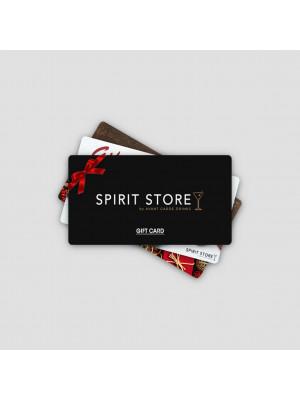 Gift Card Drinks Voucher - Spirit Store (Standard Design)