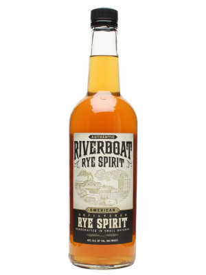 Riverboat Rye 75cl