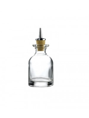 Round Dash Bottle 10cl 3.5oz