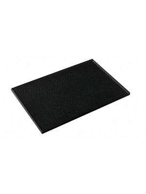 "Service Mat, Black 31x45cm 17¾x12¼"""