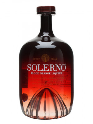 Solerno Blood Orange Liqueur 70cl