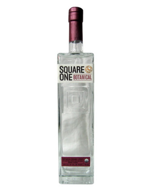 Square One Botanical Vodka 45% 70cl