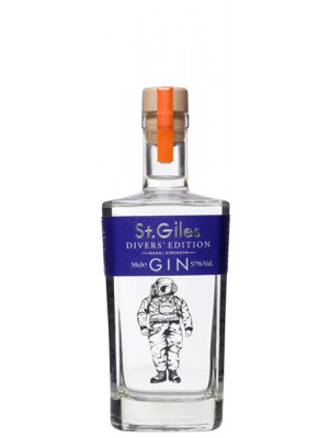 St Giles Divers edition (Naval Strength) 50cl