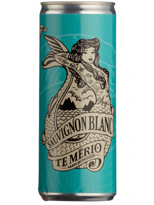 Te Merio Sauvignon Blanc Marlborough 25cl Can