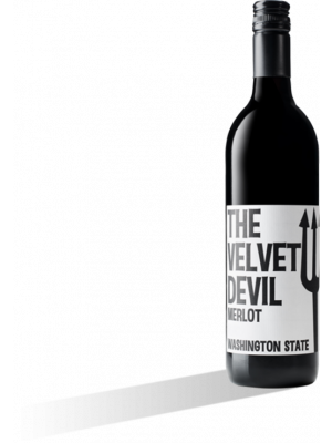 Charles Smith Wines - The Velvet Devil Merlot 75cl