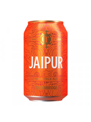 Thornbridge Brewery - Jaipur IPA 330ml Cans