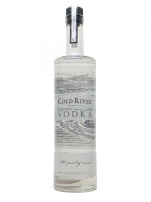 Cold River Vodka 70cl