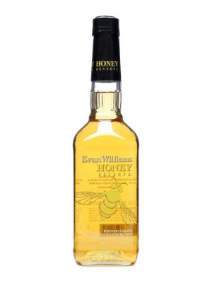 Evan Williams Honey Reserve Whiskey Liqueur 70cl