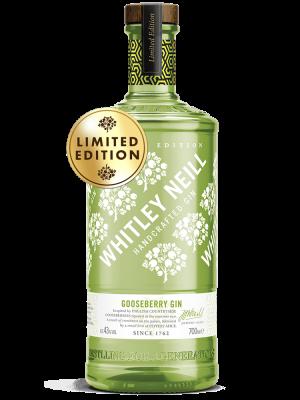 Whitley Neill Gooseberry Gin 70cl